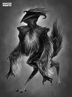 MONSTERMONTH No.3 - Avian by hubertspala