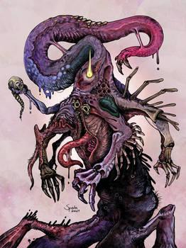 Nyarlathotep, the Crawling Chaos
