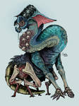 Mordiggian, the Charnel God