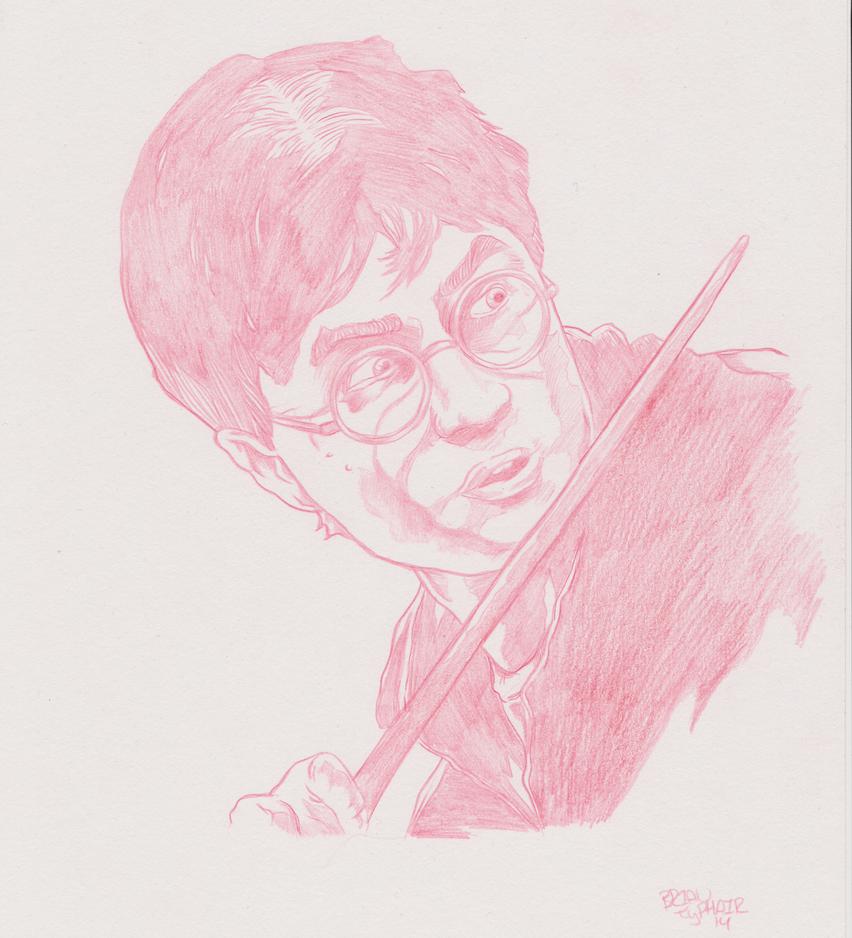 Harry Potter by ArtOfTypH