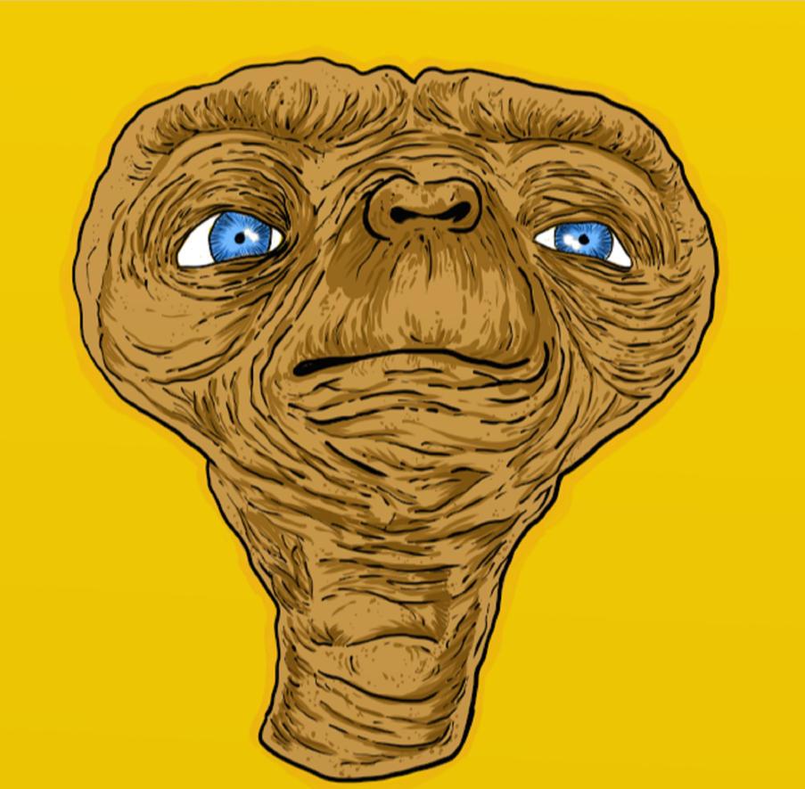 E.T, Phone home? by ArtOfTypH