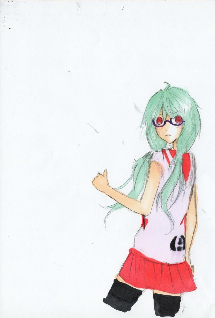 Marker Practice by Hiyoko-riin