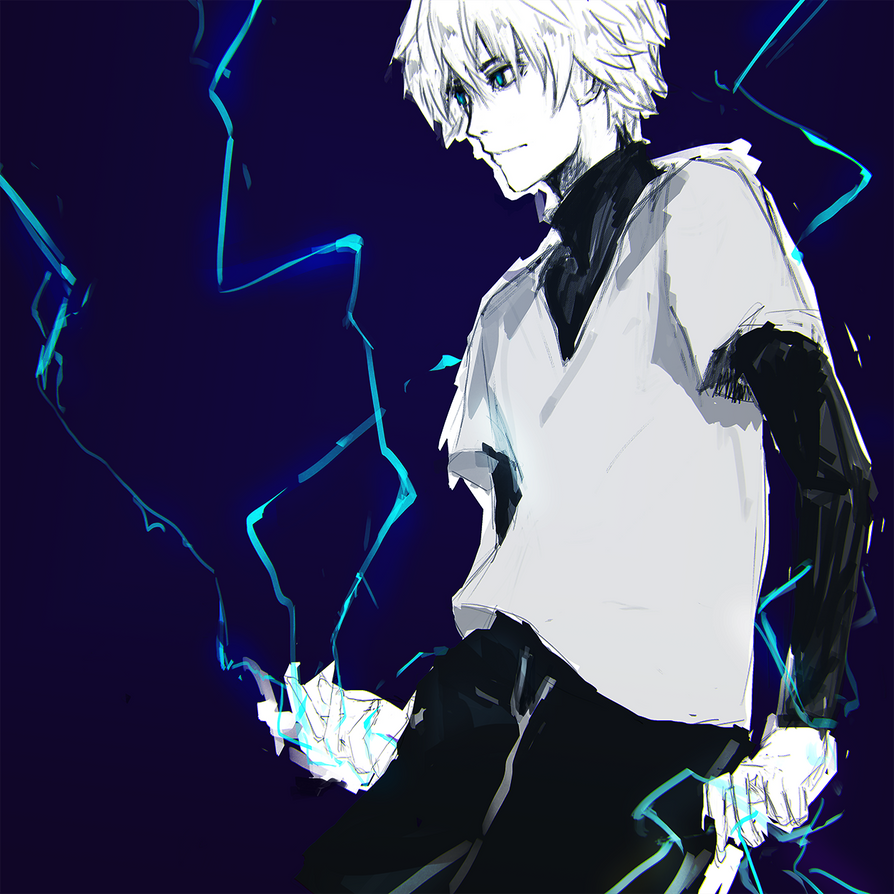KILLua by Hiyoko-riin