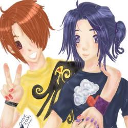 PoT: Kamio x Shinji