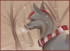 Winter is so far away by RinTheYordle