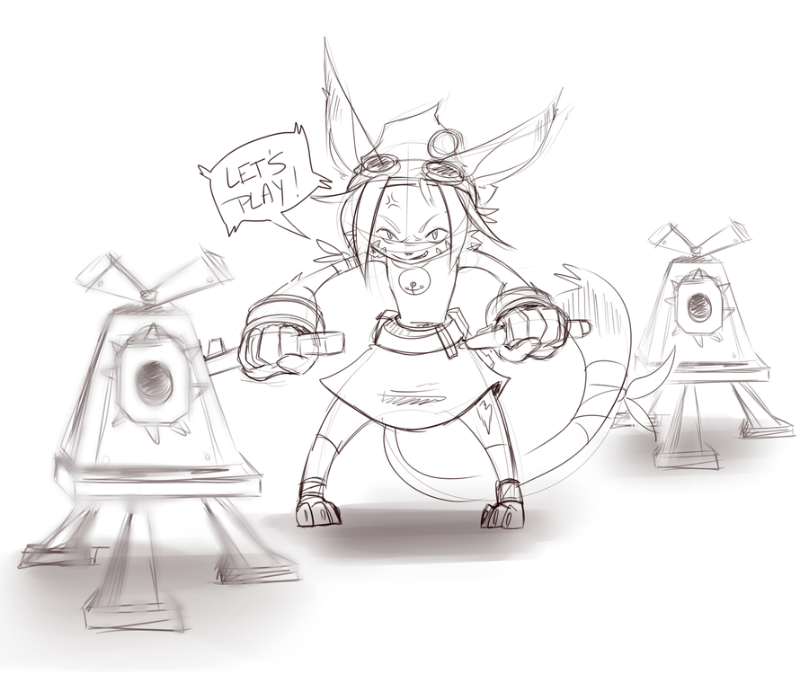 Rinidinger is angry by RinTheYordle
