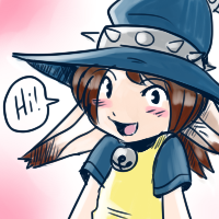 Rin with Veigar Hat by RinTheYordle