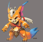 Gnar Speed Doodle