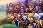 All The Yordles!