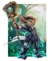 Salerek the Guardian - COMMISSION by RinTheYordle