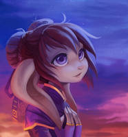 Guild Wars 2 - Hope by RinTheYordle