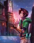 Commission - Piltover's Snowdown