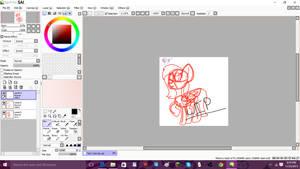 Art Trade WIP (Work In Progress)