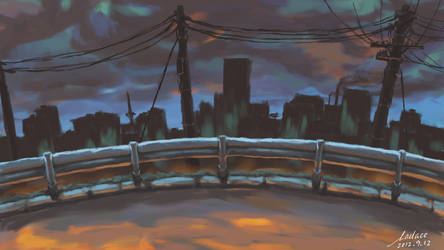 City Night by ladace