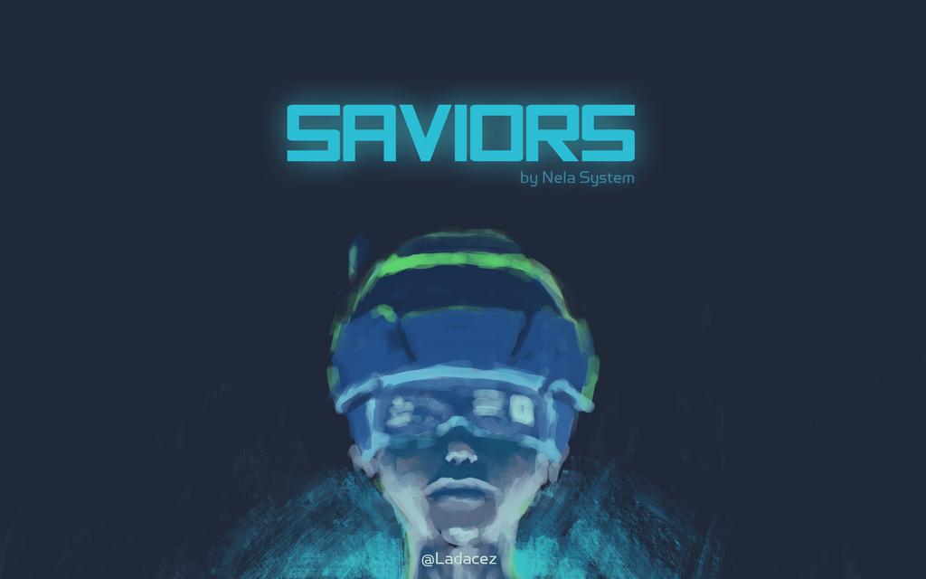Saviors - Title Screen by ladace