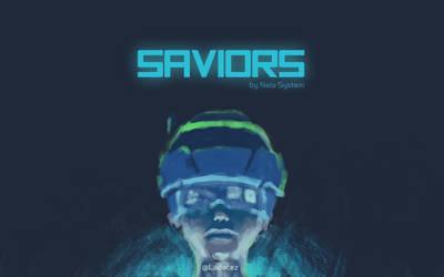 Saviors - Title Screen