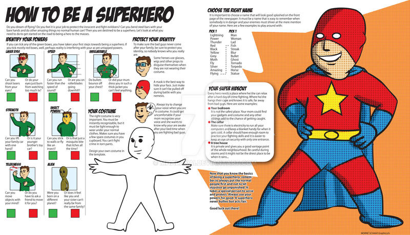 You-could-be-a-superhero-web by Mhalakai