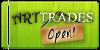 *|. Art Trades Open Stamp/Label .|* by AzureGriffin