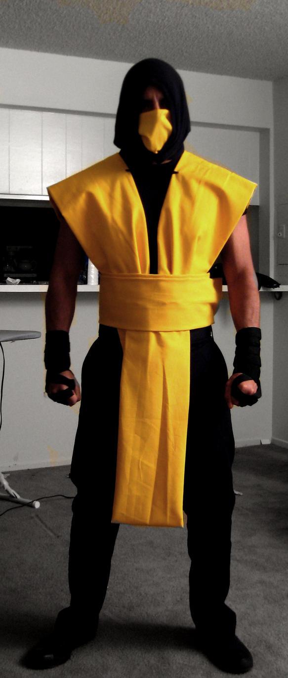 Black Scorpion Dog Costume