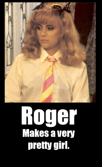 Pretty Roger by HuskyRockstar