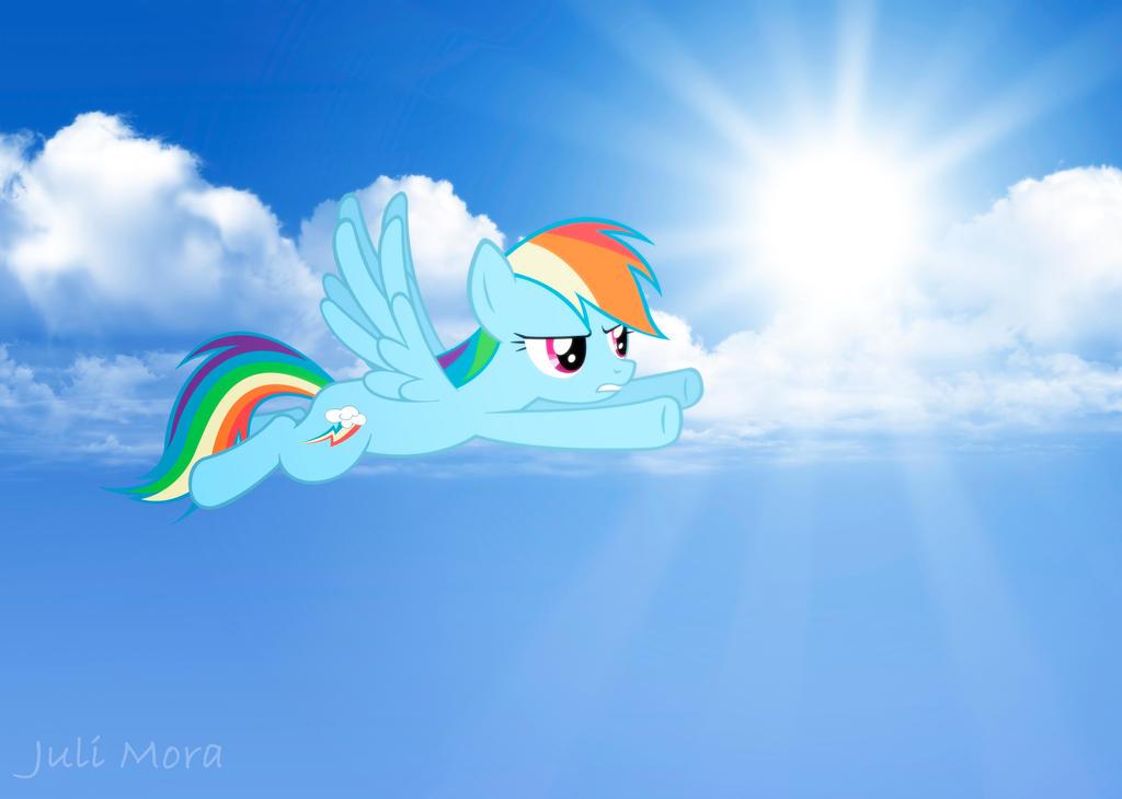 rainbow dash sphere background - photo #25