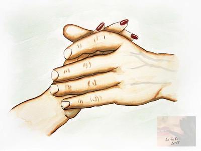 Tango-Hands 1 by LittleGala