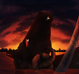 LoG   Bloody Sunset