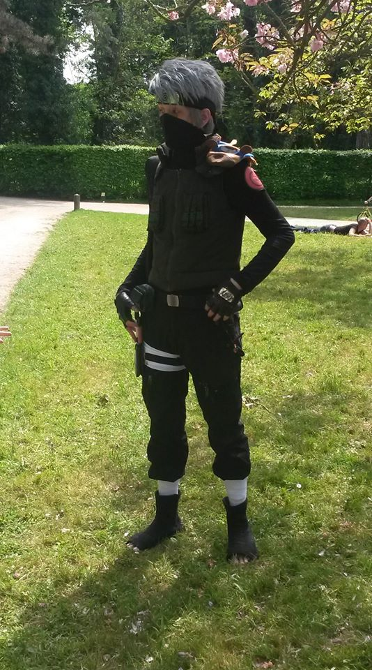 Kakashi Meet up v2 parc de sceau france H by e431