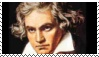 Beethoven Stamp by KaliPhantom