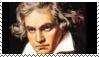 Beethoven Stamp by KaliPhantom