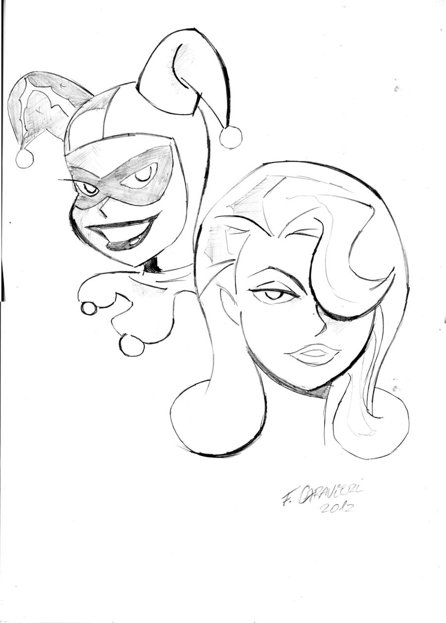 Image Result For Harley Quinn Coloring