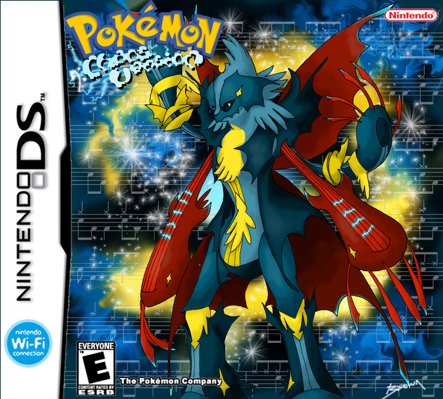 Pokemon Chaos by byona on DeviantArt