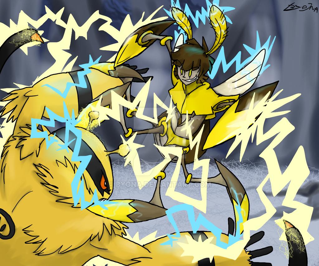 Pokemon Electivire Vs Magmortar Images | Pokemon Images