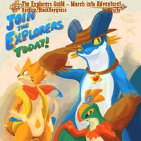 PMDU Theme - The Explorers - March into Adventure!