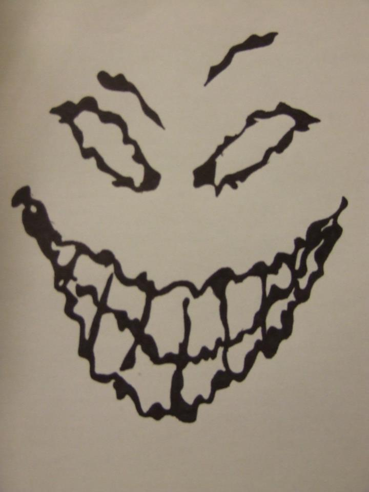 Disturbed 'The Guy' face logo by Adz6661 on DeviantArt