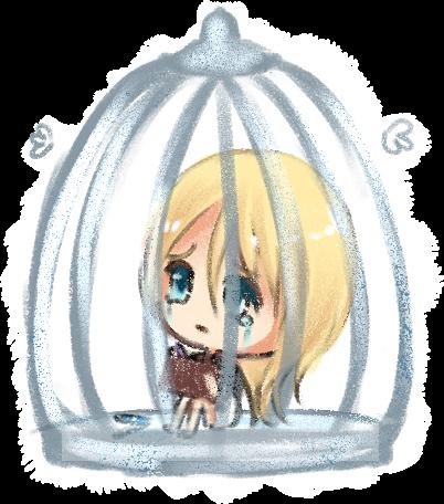 Caged by q8kiri