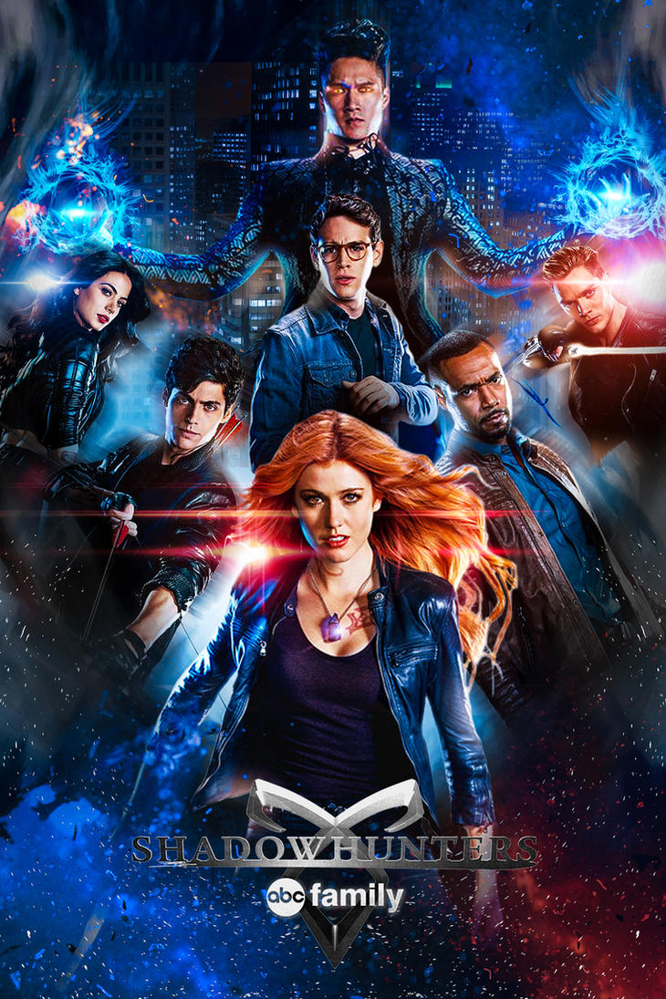Image result for shadowhunters poster