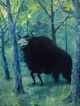 Bluewood Beast