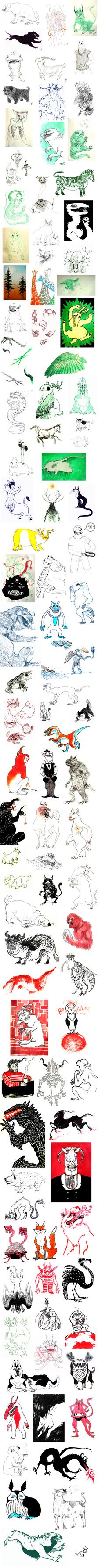 Sketchbook 98