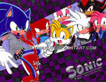 Sonic and Friends-PUnK