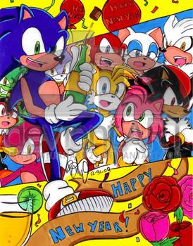 Sonic New Year '10