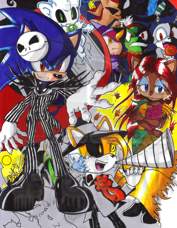 STH-The nightmare before Xmas by NinjaHaku21 on DeviantArt