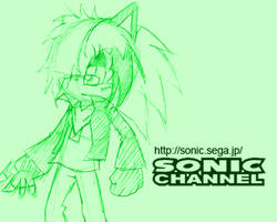 Mikey Sonic channel--PC