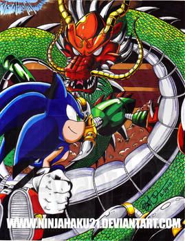 Sonic Vs. Iron Queen