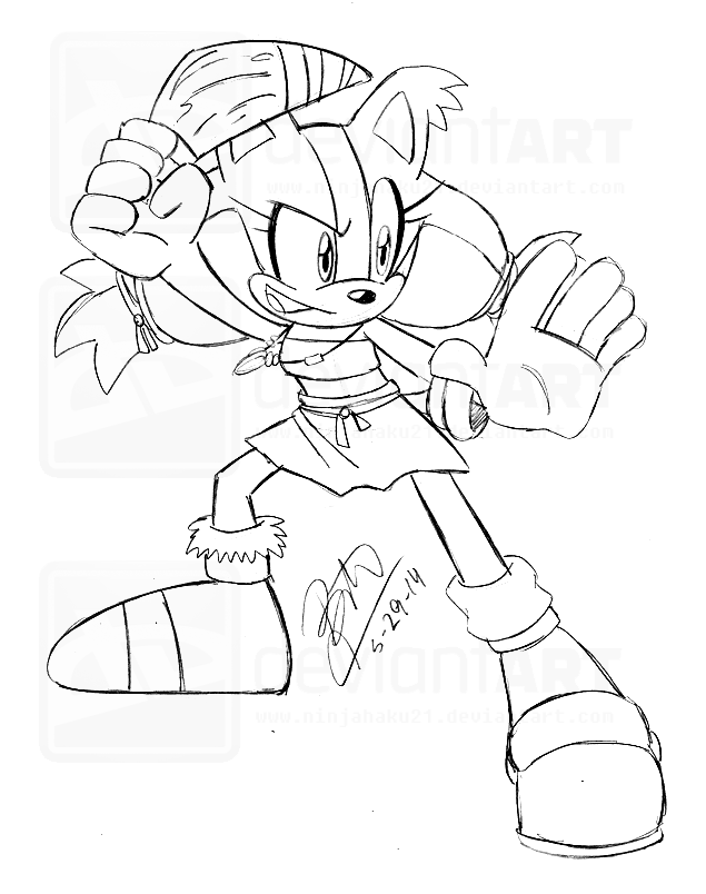 Sonic Boom Free Colouring Pages Sonic Boom Coloring Pages