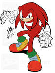 Sonic Boom-Knuckles