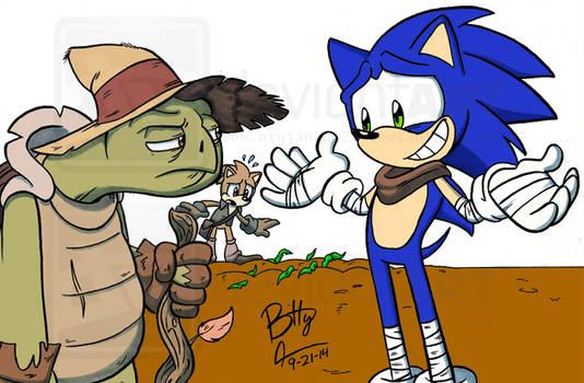 Sonic Boom-Wasn't Me
