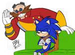 Sonic Boom- Hello Roommate!