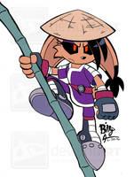 STH-Conquering Storm by NinjaHaku21