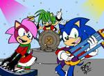 Sonic Underground Christmas